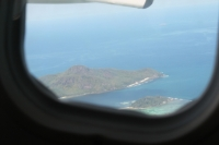 Flight to Bird Island - Ste. Anne