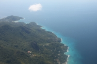 Flight to Bird Island - Mahé