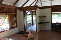 Bird Island - Our bungalow