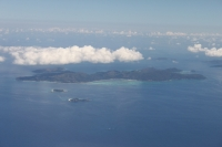 Flight to Paris - Praslin