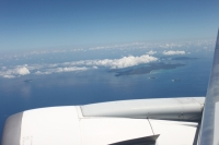 Flight to Paris - Praslin and La Digue
