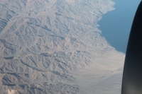 Flight to Paris - Red Sea