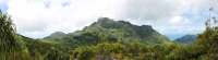 Mt. Seychellois and Trois Frères